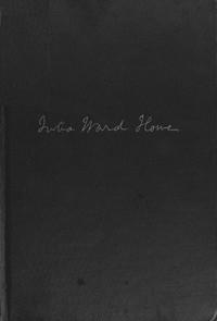 Cover of Julia Ward Howe, 1819-1910
