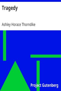 Cover of Tragedy