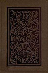 Cover of For the Major: A Novelette