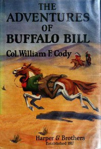 Cover of The Adventures of Buffalo Bill