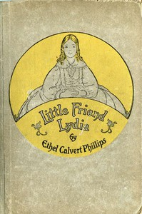 Cover of Little Friend Lydia
