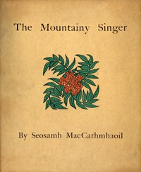 Cover of The Mountainy Singer