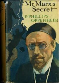 Cover of Mr. Marx's Secret