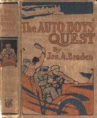 Cover of The Auto Boys' Quest