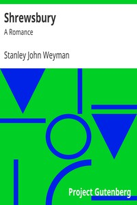 Cover of Shrewsbury: A Romance