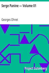 Serge Panine — Volume 01