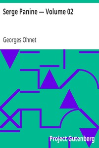 Cover of Serge Panine — Volume 02
