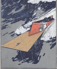 Cover of Swift and Sure: The Story of a Hydroplane