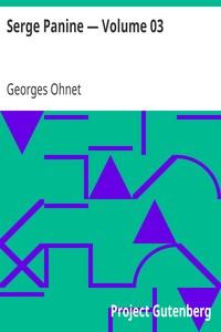 Cover of Serge Panine — Volume 03