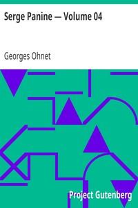 Cover of Serge Panine — Volume 04