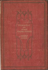 Cover of Dorothy, and Other Italian Stories