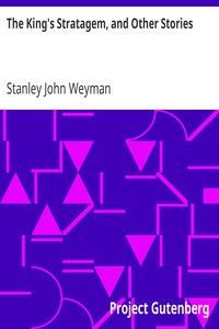 Cover of The King's Stratagem, and Other Stories