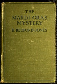 Cover of The Mardi Gras Mystery