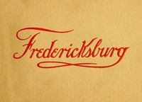 Cover of Fredericksburg and Its Many Points of Interest