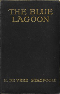 Cover of The Blue Lagoon: A Romance