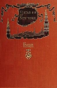 Cover of Vistas of New York