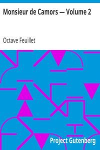 Cover of Monsieur de Camors — Volume 2