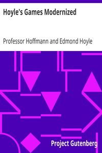 Cover of Hoyle's Games Modernized