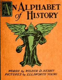Cover of An Alphabet of History