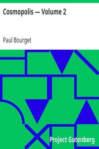 Cover of Cosmopolis — Volume 2