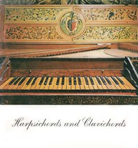 Cover of Harpsichords and Clavichords