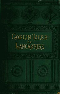 Cover of Goblin Tales of Lancashire