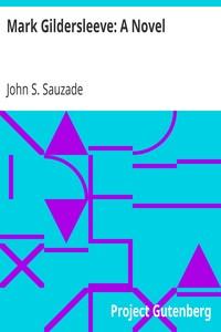 Cover of Mark Gildersleeve: A Novel