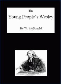 Cover of The Young People's Wesley