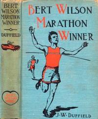 Cover of Bert Wilson, Marathon Winner