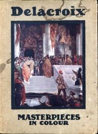 Cover of Delacroix