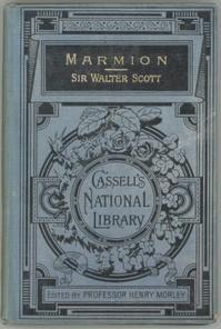 Marmion: A Tale Of Flodden Field