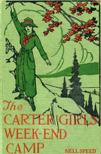 Cover of The Carter Girls' Week-End Camp