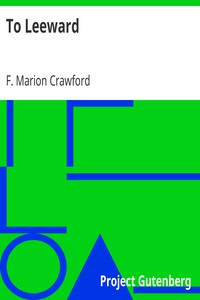 Cover of To Leeward