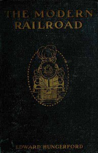 Cover of The Modern Railroad