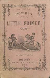 Cover of Tower's Little Primer, for the youngest class in primary school