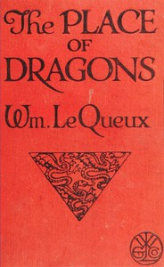 Cover of The Place of Dragons: A Mystery