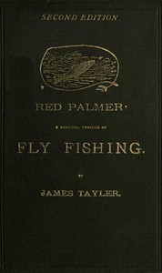 Cover of Red Palmer: A Practical Treatise on Fly Fishing