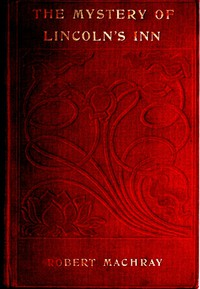 Cover of The Mystery of Lincoln's Inn
