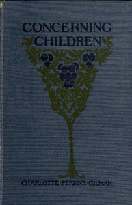 Cover of Concerning Children