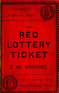 Cover of The Red Lottery Ticket