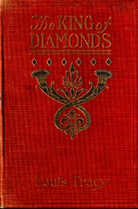 Cover of The King of Diamonds: A Tale of Mystery and Adventure