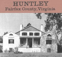 Cover of Huntley: A Mason Family Country House