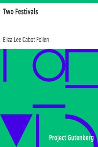 Cover of Two Festivals