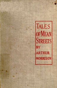 Cover of Tales of Mean Streets