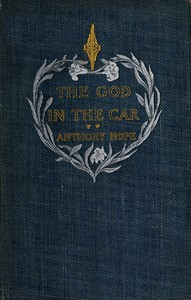 Cover of The God in the Car: A Novel