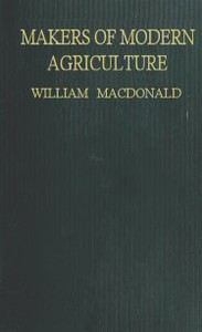 Cover of Makers of Modern Agriculture