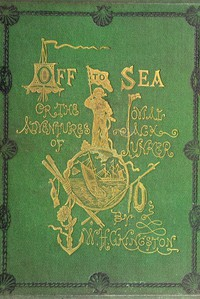 Cover of Off to Sea: The Adventures of Jovial Jack Junker on his Road to Fame