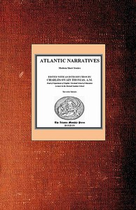 Cover of Atlantic Narratives: Modern Short Stories; Second Series