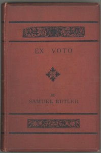 Cover of Ex Voto: An Account of the Sacro Monte or New Jerusalem at Varallo-Sesia With Some Notice of Tabachetti's Remaining Work at the Sanctuary of Crea