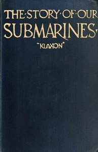Cover of The Story of Our Submarines